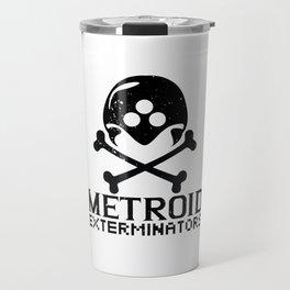 Metroid Exterminators Travel Mug