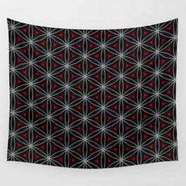 Geometry Flower Wall Tapestry