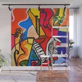 Endless Music #society6   #decor   #buyart Wall Mural