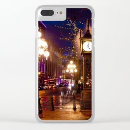 Steamclock Clear iPhone Case