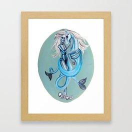 Kelpies Framed Art Print
