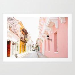 COLOMBIA 3 Kunstdrucke