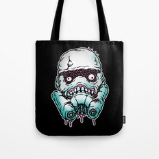 Monster Trooper Tote Bag