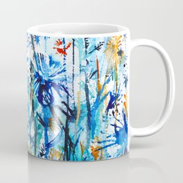 thickets of cornflowers Coffee Mug