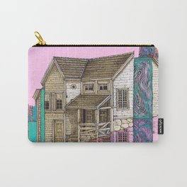 house defromation Carry-All Pouch