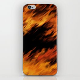 Infernal Agni #fire #burn iPhone Skin