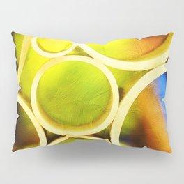 Circle Abstract Pillow Sham