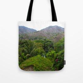 Dreamy Mexican Jungle Tote Bag
