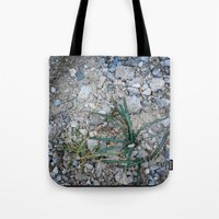 plant Tote Bags featuring plant by gasponce