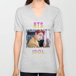 BTS Song IDOL Design - Jungkook Unisex V-Neck