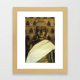 Buddha II Framed Art Print