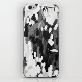 No. 68 Modern Abstract Painting iPhone Skin