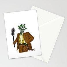 Frank Cilantro Stationery Cards
