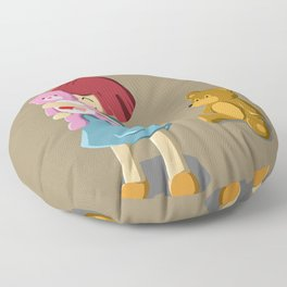 The Selected Floor Pillow