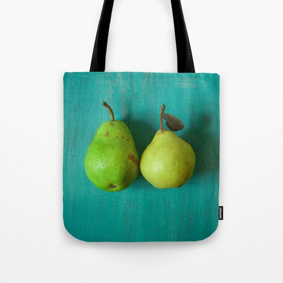 Cute Couple Tote Bag