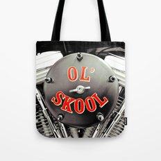 Ol' Skool Tote Bag