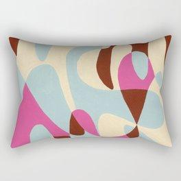 Neopolitan and Ice Rectangular Pillow