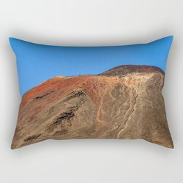 Mount Ngauruhoe Rectangular Pillow