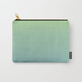 Blue & Green Scales Carry-All Pouch