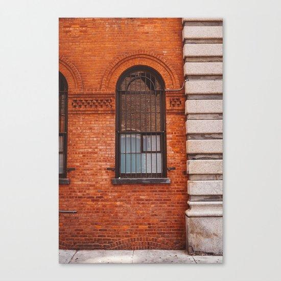 Soho V Canvas Print