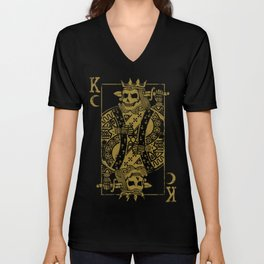 Suicide King Unisex V-Neck