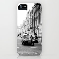 London street iPhone (5, 5s) Slim Case
