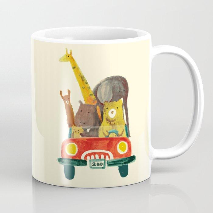 Visit the zoo Coffee Mug