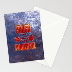 Crush Stationery Cards