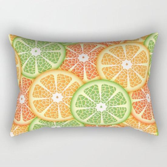 Citruses Rectangular Pillow