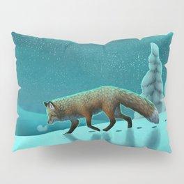 Snowy Fells Pillow Sham
