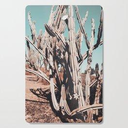 Desert Cactus Photography | Cacti Nature Cutting Board