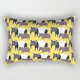 The Tapirs I Rectangular Pillow