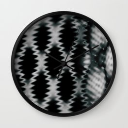 untitled, June 2017 Wall Clock