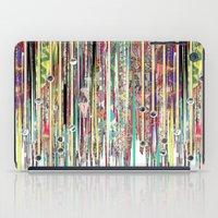 fringe iPad Cases featuring Fringe Benefits by Lynsey Ledray