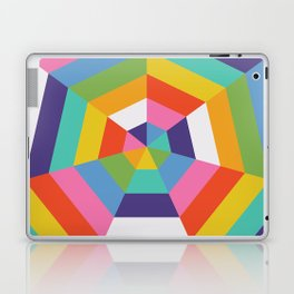 Heptagon Quilt 4 Laptop & iPad Skin