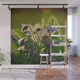 The Beauty of Weeds Wall Mural