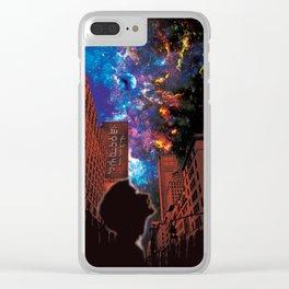 Wonder Full Clear iPhone Case