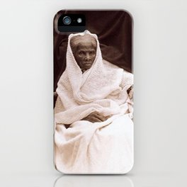 Harriet Tubman 1911 iPhone Case