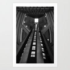 Jacob's Ladder Art Print