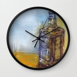 JD Wall Clock