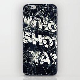 Who Shot Ya? iPhone Skin