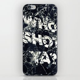 Who Shot Ya? iPhone Skin