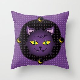 Crescent - Monster High Pet Throw Pillow