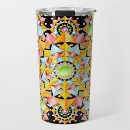 Circus Confetti Travel Mug