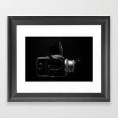 Hasselblad 500cm Framed Art Print
