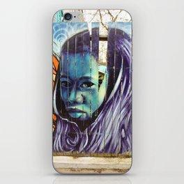 Kensington Street Art  iPhone Skin