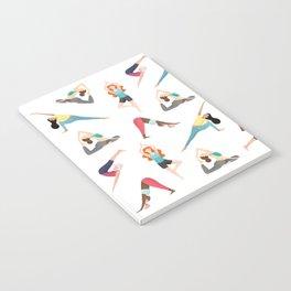 Yoga Pattern Notebook