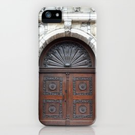 Dutch door iPhone Case