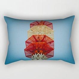 irregularity Rectangular Pillow