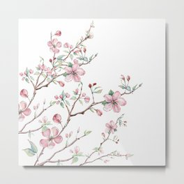 Apple Blossom 2 #society6 #buyart Metal Print